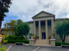 Historic Mansion in Montecito, vacation rental in Santa Barbara
