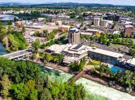Centennial Hotel Spokane, hotel near Spokane International Airport - GEG, Spokane