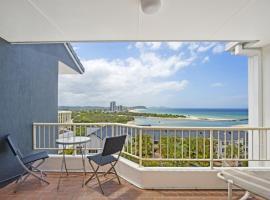The Hill Apartments Currumbin Beach, hotel near Currumbin Wildlife Sanctuary, Gold Coast