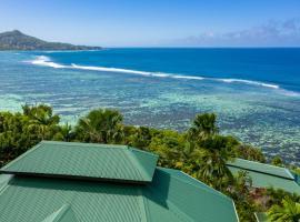 Chalets Bougainville, cabin in Takamaka
