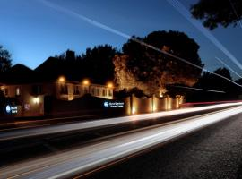 Best Western Brome Grange Hotel, hotel in Brome