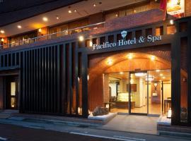 PACIFICO Hotel and Spa, hotel in Iwaki