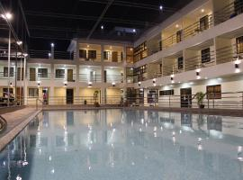 La Primera Grande Beach Resort, hotel in Roxas