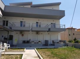 La Srb, apartmán v destinaci Leptokaria
