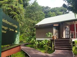 Mulu National Park, hotel in Mulu