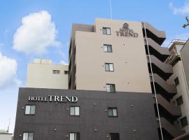 Hotel Trend Nishi Shinsaibashi, hotel near Amida Pond, Osaka