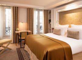 Hôtel Madison, hotel in Paris