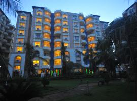 Pipul Hotels and Resorts Suites near Puri Sea Beach, hotel with pools in Puri