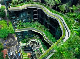 PARKROYAL COLLECTION Pickering SGClean and Staycation Approved, hotel in Singapore
