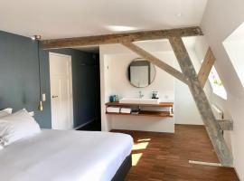 Slapen op 11, hotel in Bergen op Zoom