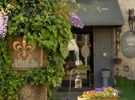 A Quinta Da Auga Hotel Spa Relais & Chateaux, отель в городе Сантьяго-де-Компостела