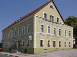 Landgasthaus Müllers Gasthof, Hotel in der Nähe von: Burg Stolpen, Radeberg