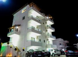 Atlantis Hotel & Apartments, Hotel in Ksamil