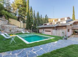 Genteel Home Casa del Cadí, villa en Granada