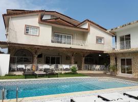 La Villa Hermès, hotel in Abidjan