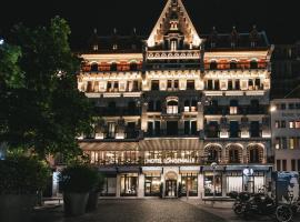 Hôtel Longemalle, hotel in Geneva