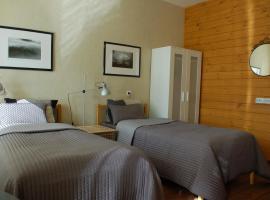 Hotel Forest, hotel in Verkhoshizhem'ye