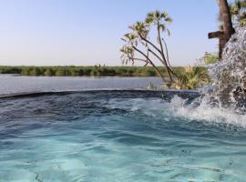 Doho Lodge & Hot Springs, lodge in Dirē K'alu
