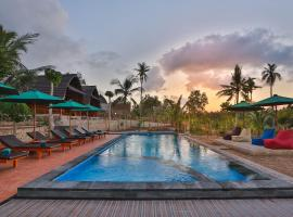 Mamaras Guest House, hotel near Gamat Bay, Nusa Penida