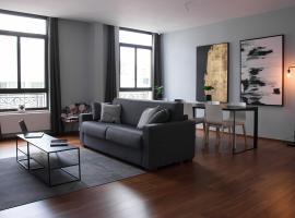 Smartflats Premium - High Street, apartment in Brussels