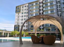 CozzyHome@Ryegates 3, family hotel in Kuching