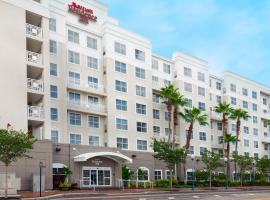 Residence Inn Tampa Downtown, hotel in Tampa
