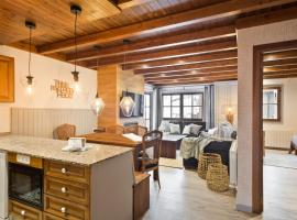 Luderna - Apartamento Val de Ruda B2 Pradets, ski resort in Baqueira-Beret