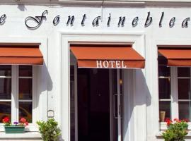 Hôtel Belle Fontainebleau, hotel in Fontainebleau