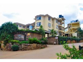 City Royal Resort Hotel, hotel a Kampala