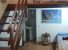 Monolocale soppalco, hotel in Corniglia