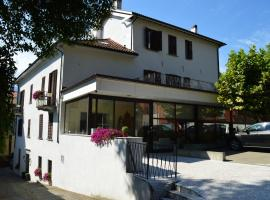 Boutique Hotel La Rinascente, отель в Локарно