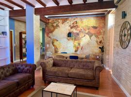 Teixidors de Palomar, hotel near Valencia Botanical Gardens, Valencia