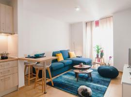 Apartamentos Vida Almería, apartment in Almería