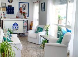 Hostería Altea, hotel en Monte Hermoso