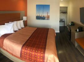 Presidio Parkway Inn, motel in San Francisco
