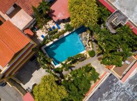 Residence Tropical Garden, room in Boca Chica