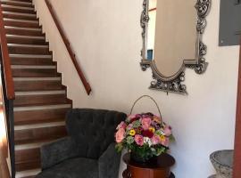 HOTEL CASA SILVESTRE, hotel in Zacatlán