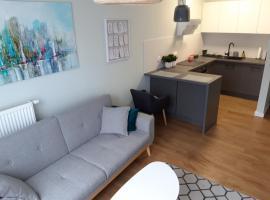 Apartament Smart – hotel w pobliżu miejsca Dworzec PKP Szczecin Główny w Szczecinie