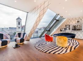 Luxury Residence near Parlament in @YourVienna, hotel near Leopold Museum, Vienna