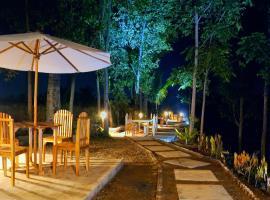 Vanilla Garden, family hotel in Tetebatu