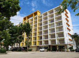 Sirapa Resident โรงแรมในฉะเชิงเทรา