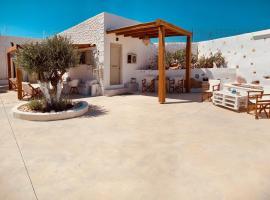 Aeris, accommodation in Koufonisia