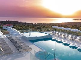 Hotel In Excelsis, hotel with pools in Novalja