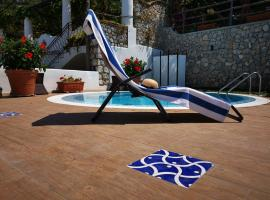 Villa Patrizi, hotel a Capri