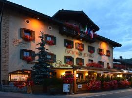 Hotel Alpina, hotel v Livignu