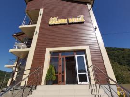 Отель Golden Rozza, отель в Ольгинке