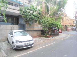 Harmony Suites E Block Service Apartment, apartment in New Delhi