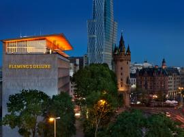 Flemings Selection Hotel Frankfurt-City, hotel in Frankfurt/Main