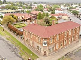 Central Springs Inn, accommodation in Daylesford