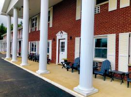 Bicentennial Inn, hotel in Buckhannon